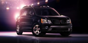 2009 Pontiac Torrent in South Carolina